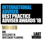 International Adviser Award Winner 2018 Image