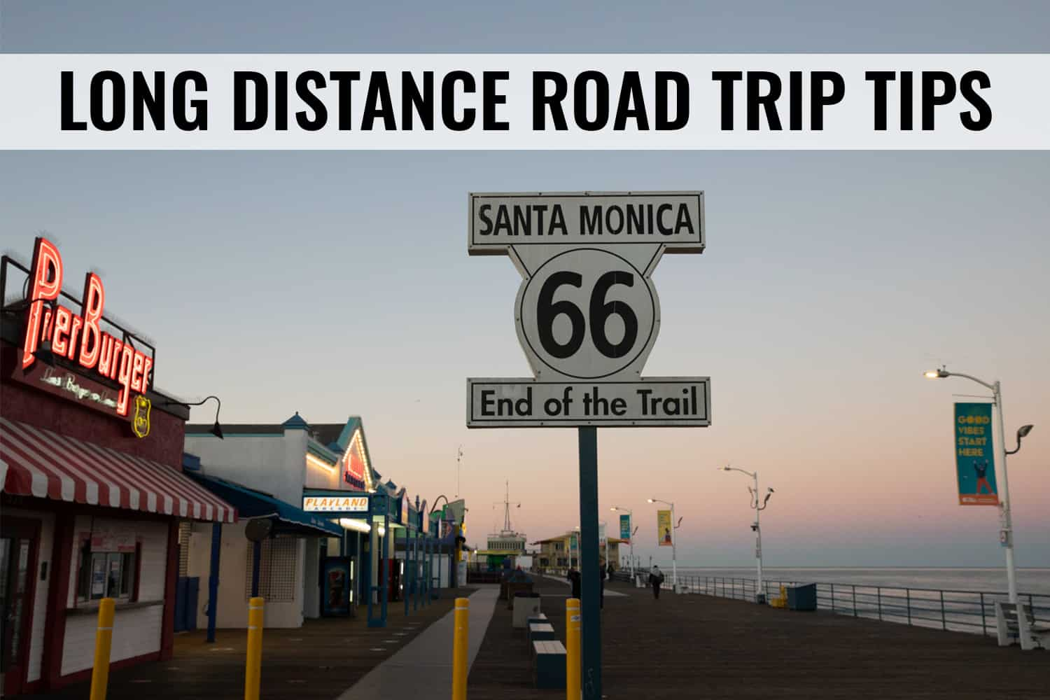 long distance road trip tips