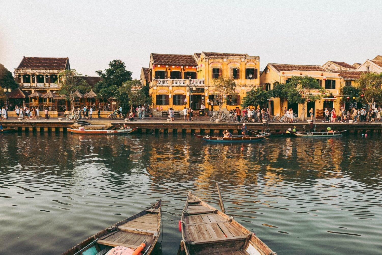 vietnam travel itinerary