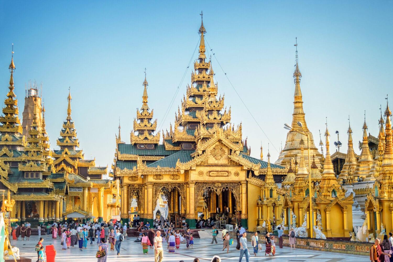 myanmar vacation