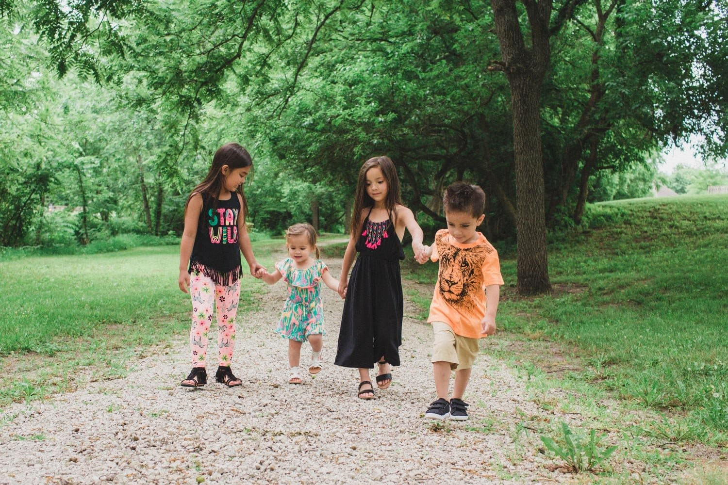 Safari Outfits for Kids - Jungle Zoo and Safari theme outfits for kids that are for every day where, not just parties! These are inspiration stay wild clothing that parents will adore!