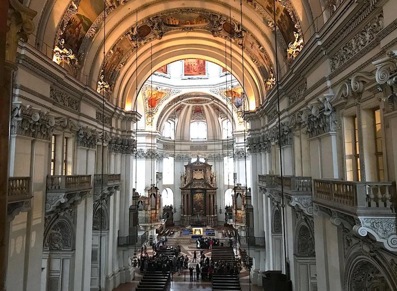 ザルツブルク大聖堂の画像