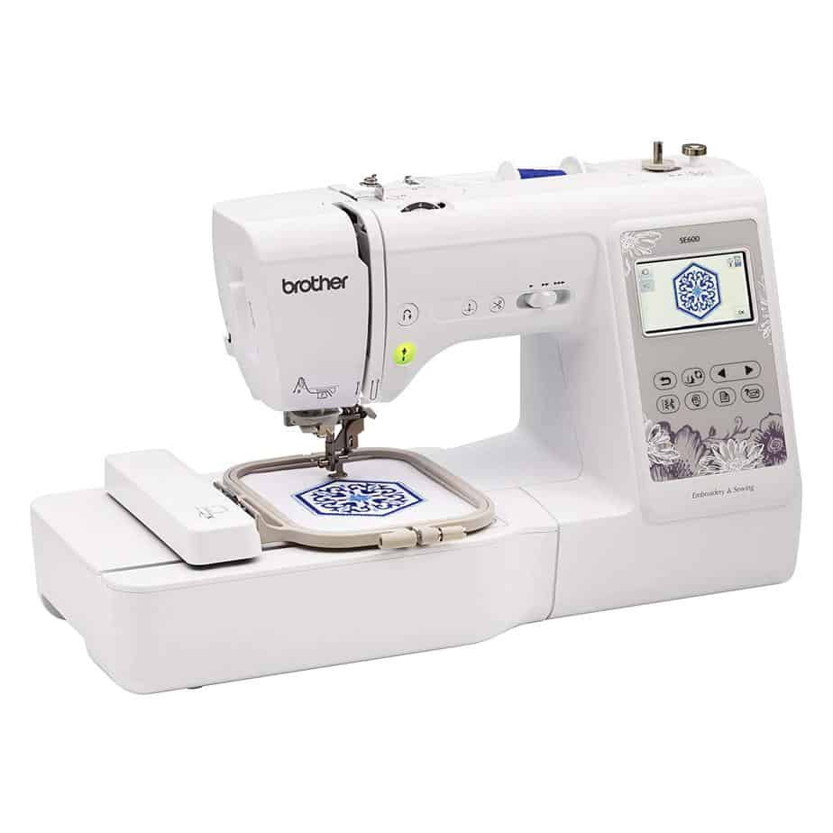 best sewing and embroidery combo machines