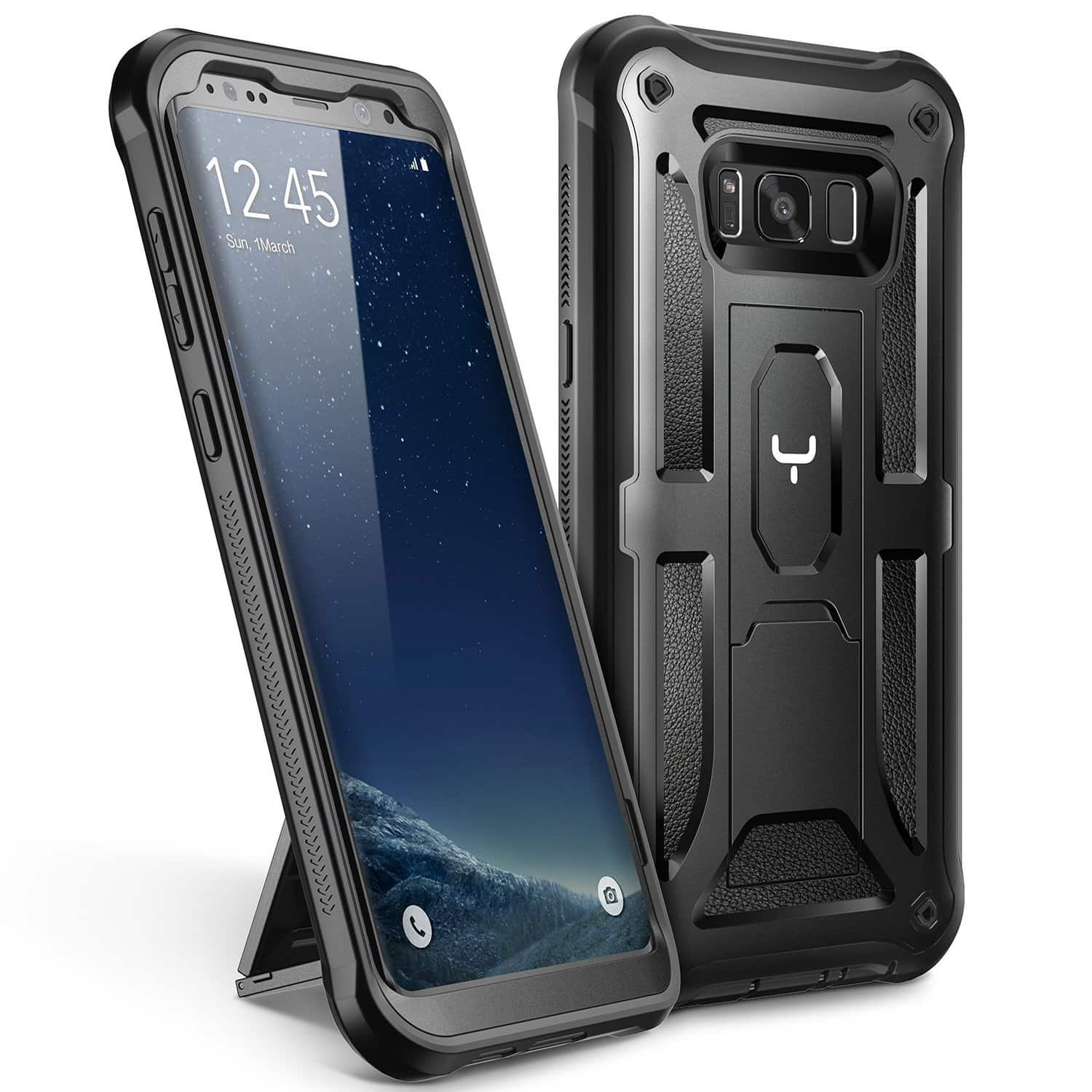 Galaxy S8 and S8 Plus cases