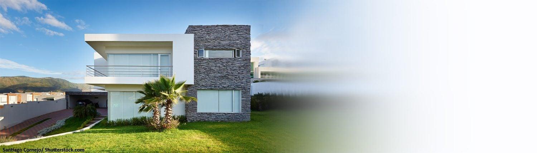 Modern, Eigenheim, Luxus, Architektur