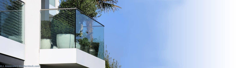 Tipp zum Bau berät Sie bei der Auswahl eines passenden Balkonbodens.