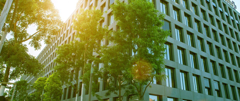 Das neue Postgebäude, an der Wankdorfallee, am Freitag 5. Juni 2015 in Bern. © Marcel Bieri