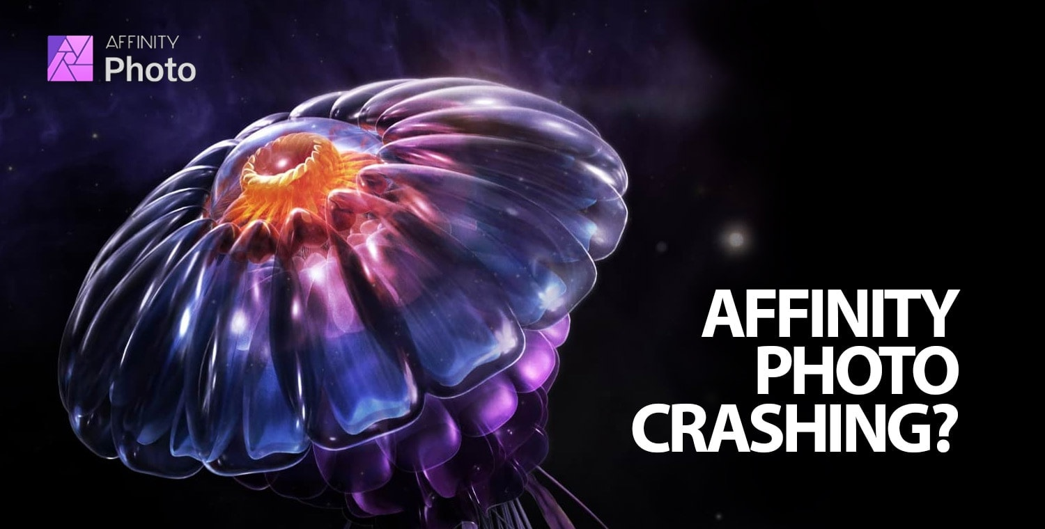 How you can fix Affinity Photo Multiple Crashes in Windows