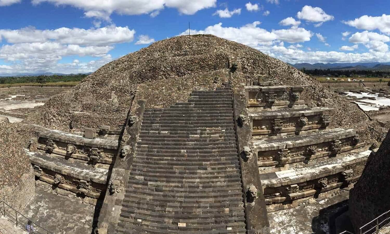 Day 2: Trek to the Pyramid of Hell