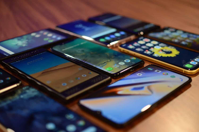 smartphones, coronavirus no smartphone