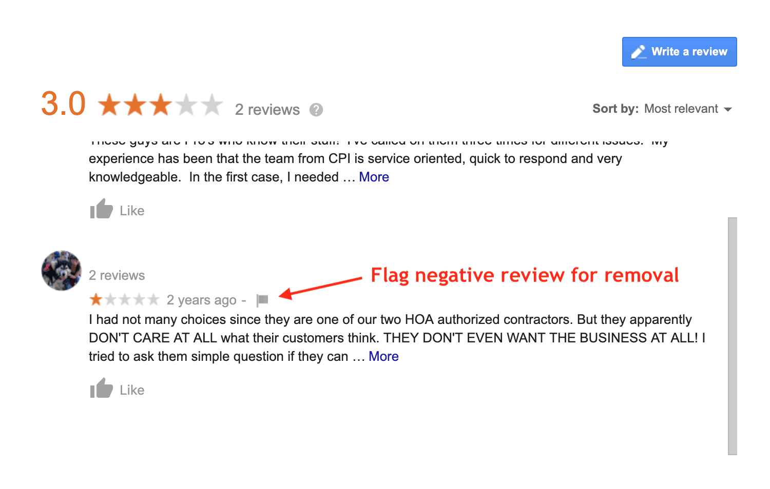 How to Report and Remove Fake Google Reviews