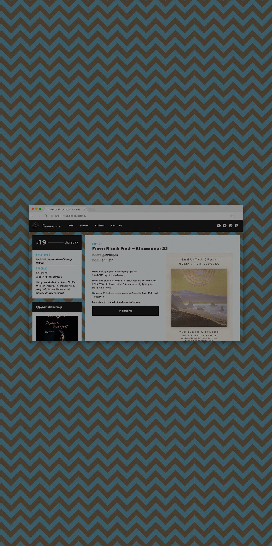 pyramid scheme website on chrome