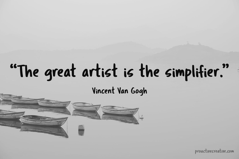 art quotes - Vincent Van Gogh