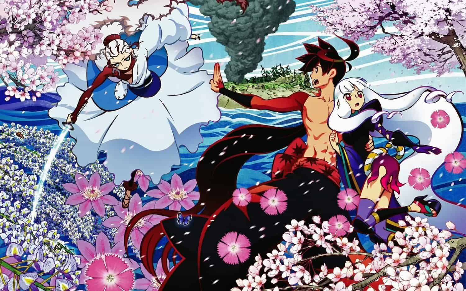 Katanagatari Review