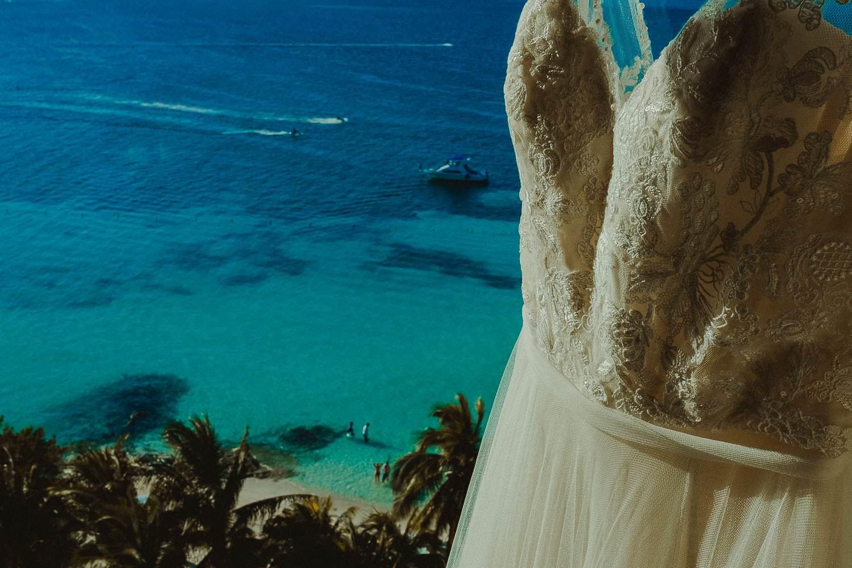 destination-wedding-cancun-3 Destination Wedding Cancun - Viviane + Lucas