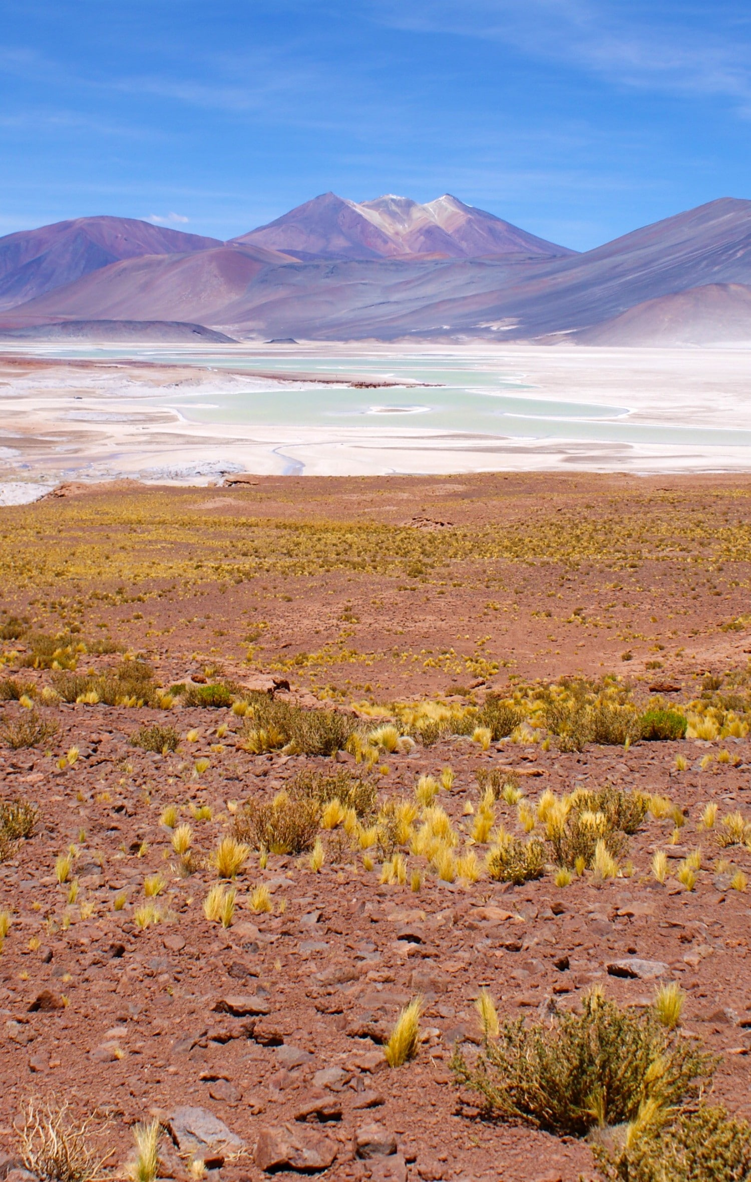 South America Travel Itinerary - Dont forget the Atacama Desert