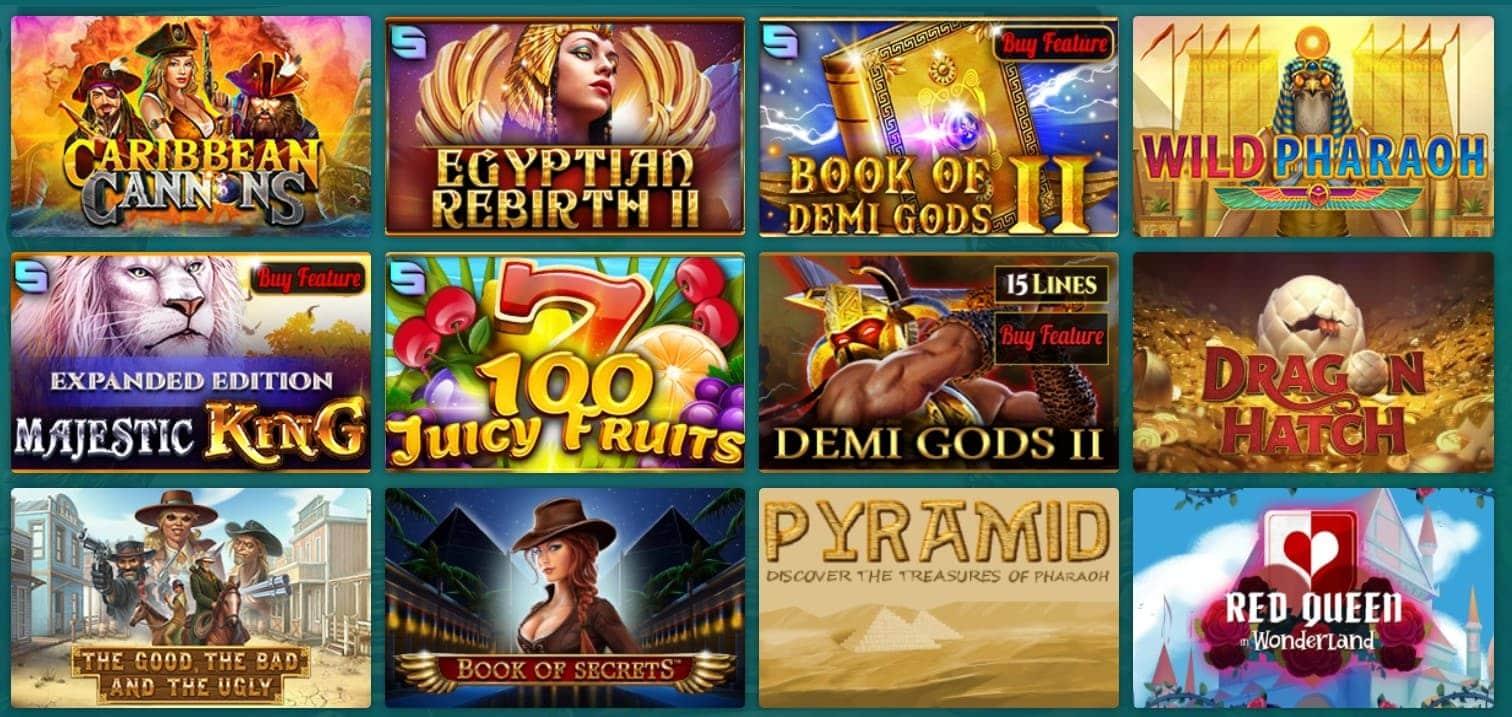 Giochi di 22bet Casino