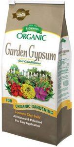 Espoma GG6 Garden Gypsum Fertilizer