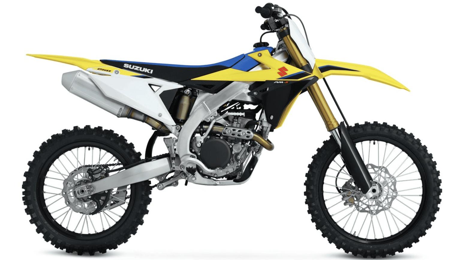 2020 Adult Suzuki Motocross dirt bike