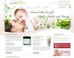 skin-care-website-design