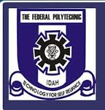 Federal Poly Idah HND admission list