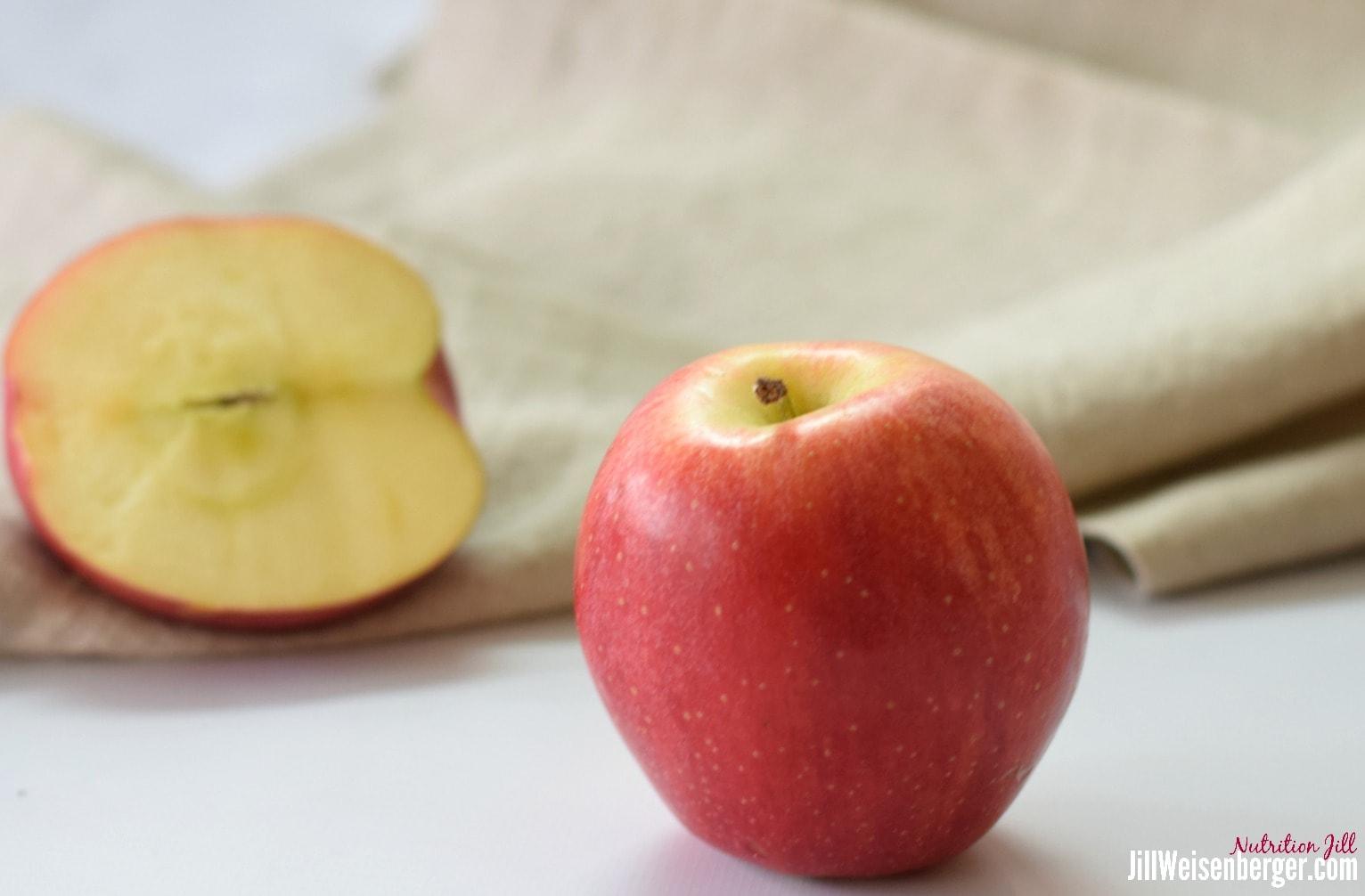 heart-healthy apple