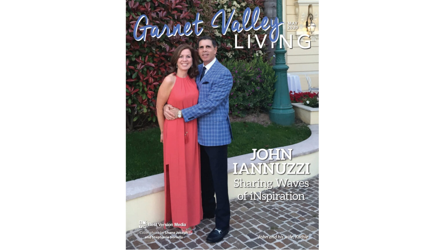 John and Kathie Iannuzzi - Garnet Valley Living 1