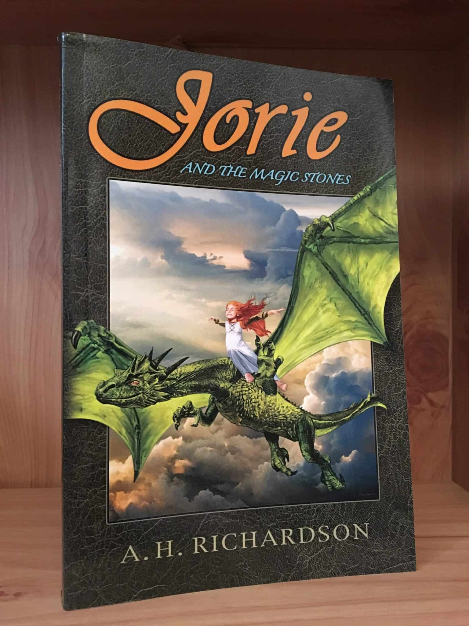 Jorie and the Magic Stones Review and Giveaway