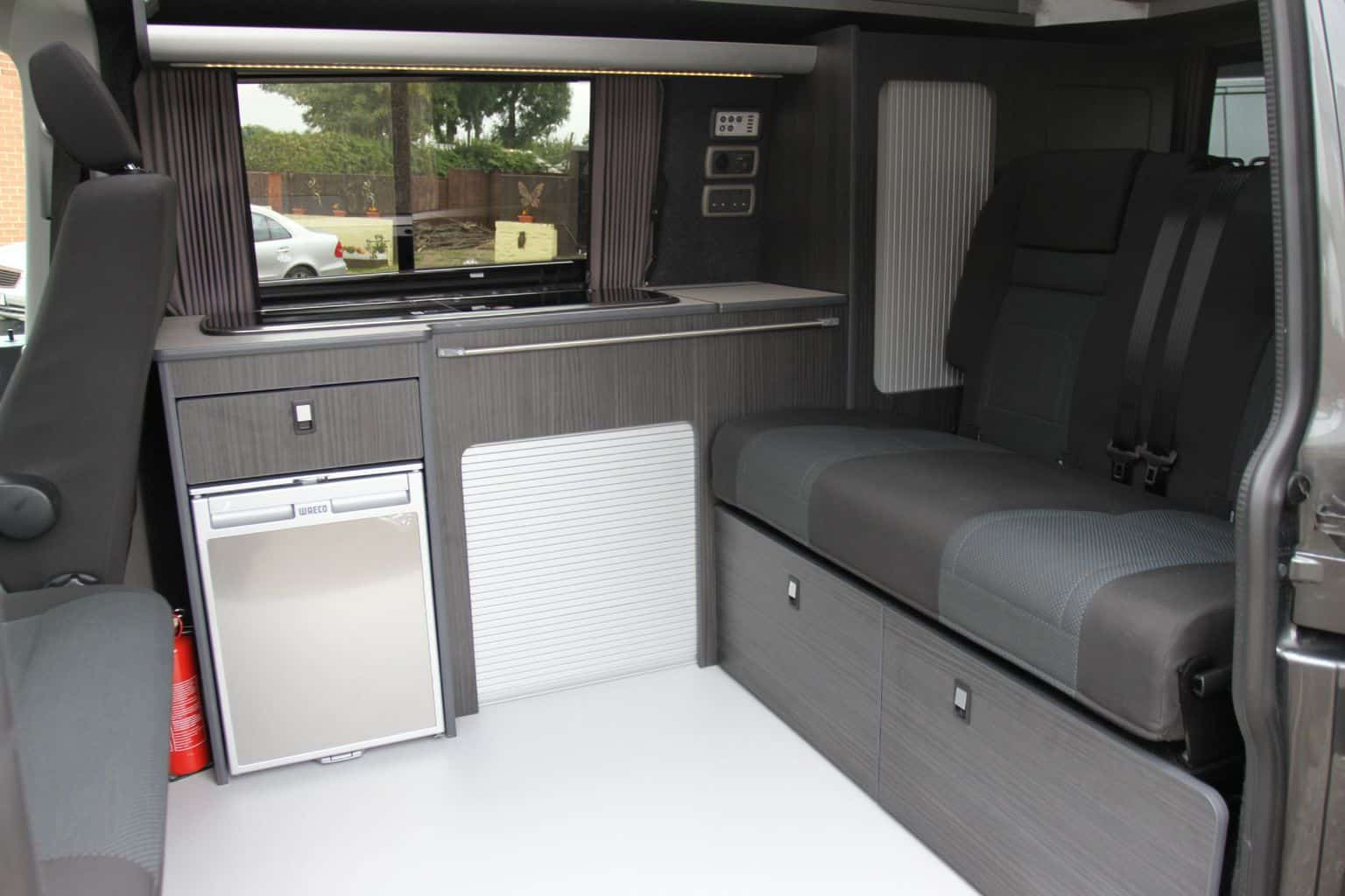 Campervan Conversions County Durham