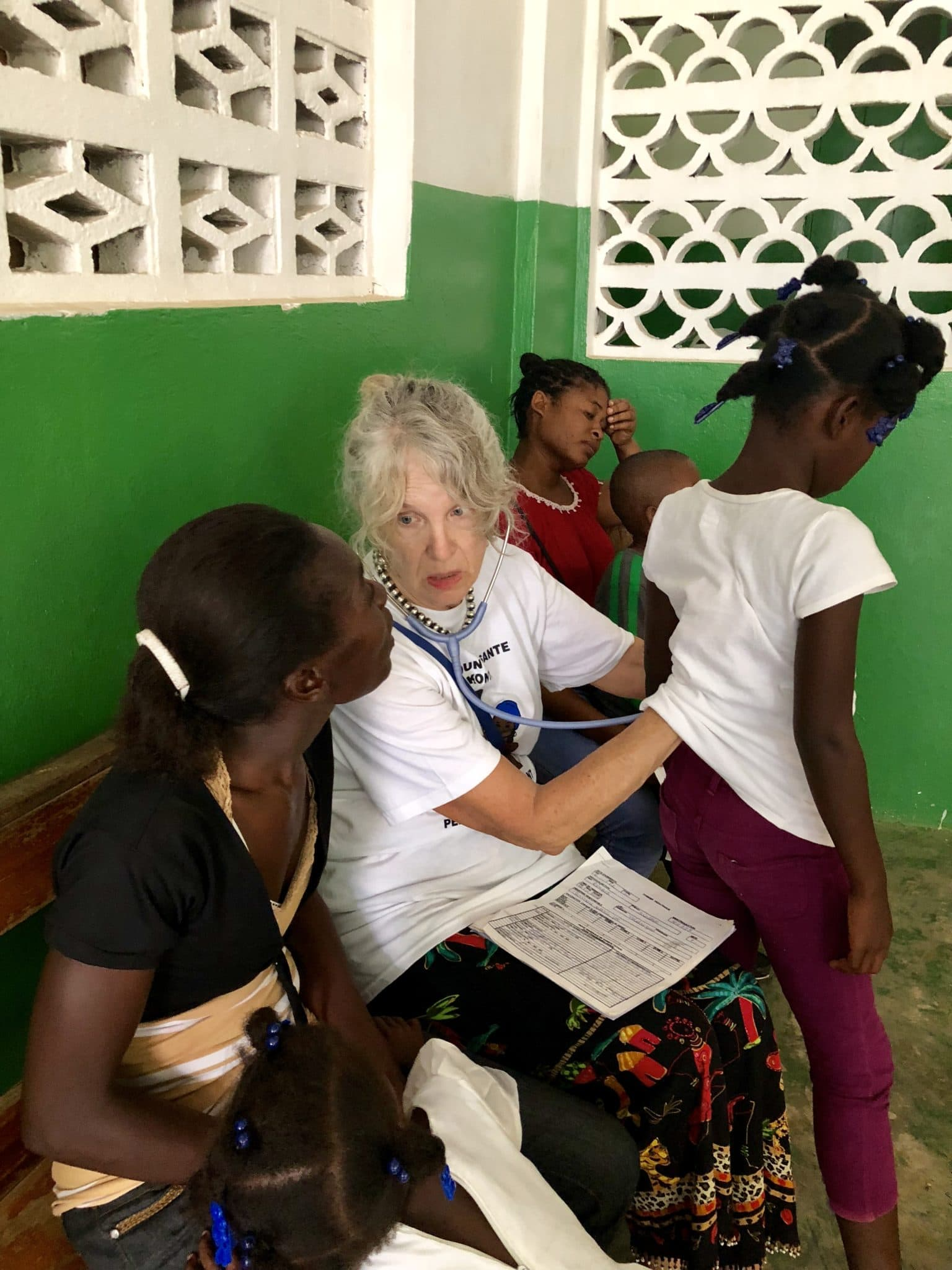 Haiti Medical Volunteer
