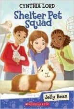 shelter pet squad good books for 8 year olds