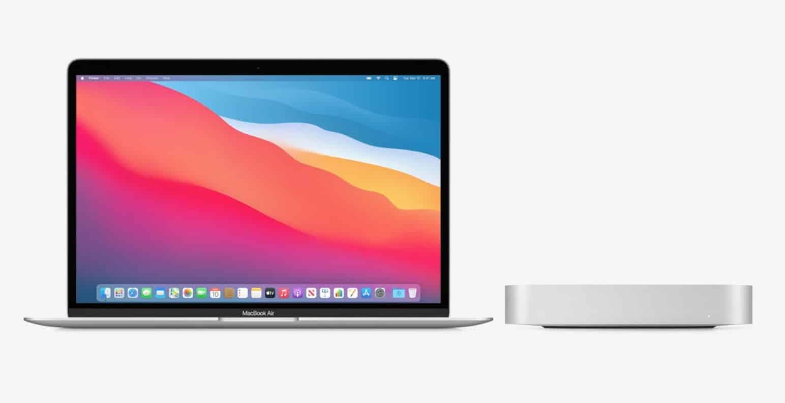 Mac Mini chip M1