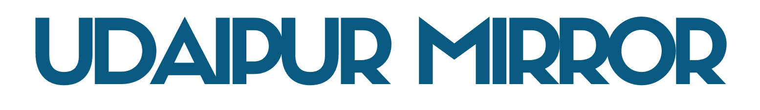 Udaipur Mirror Logo