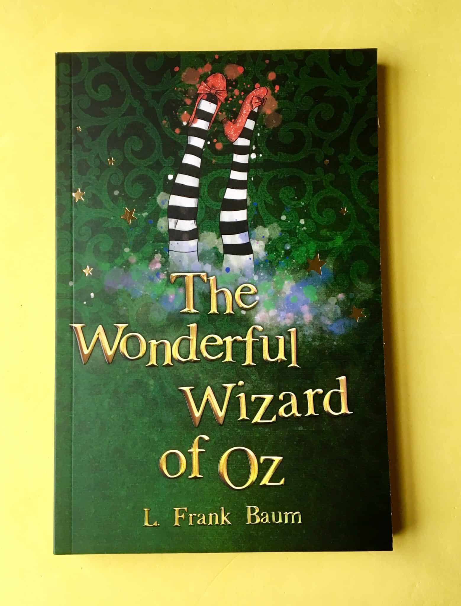 Book Review & Giveaway: The Wonderful Wizard of Oz by L. Frank Baum