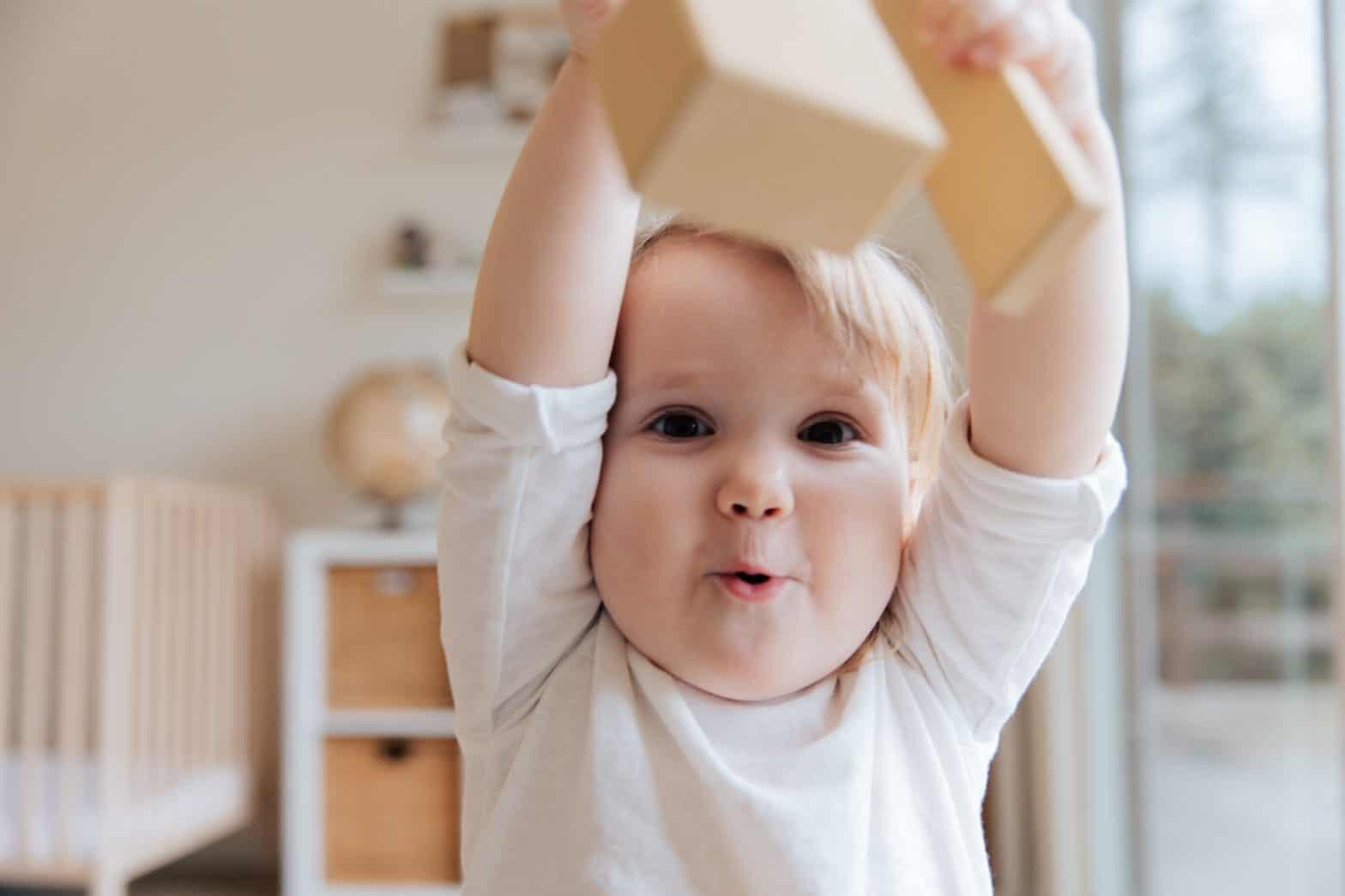 Jeux et activités Montessori pour un bébé de 6 mois à 1 an 1