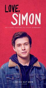 Love Simon (Filmcover)