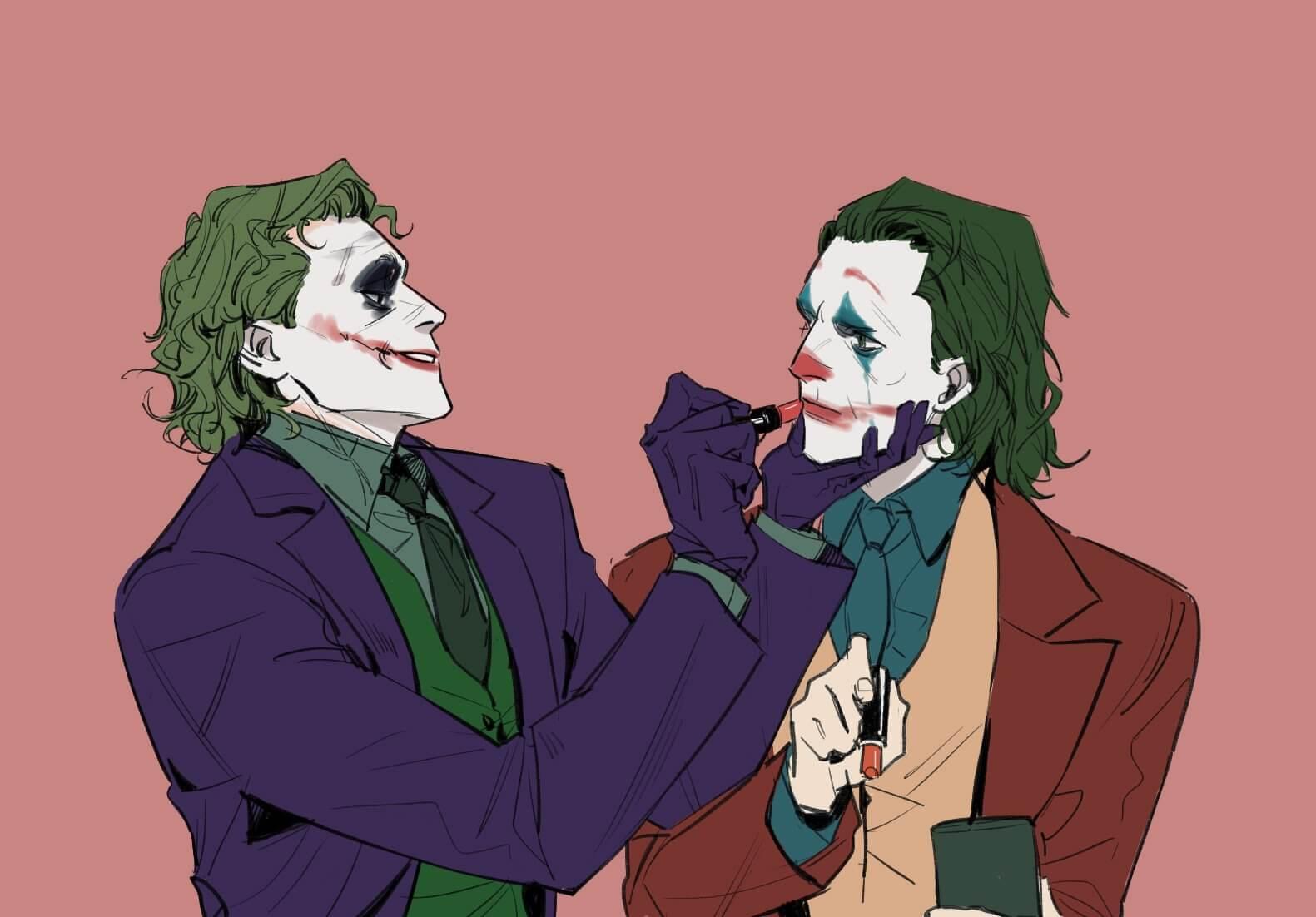Ian – #Joker