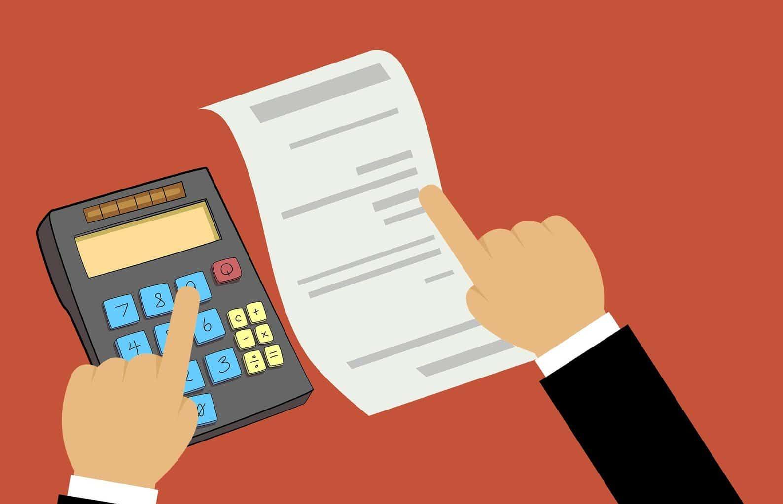 Betale kredittkortregningen