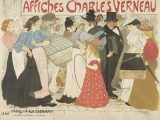 #toulouselautrec - Download 1800 Fin de Siècle French Posters & Prints: Iconic Works by Toulouse-Lautrec & Many More - @OpenCulture Artes & contextos Affiches Charles Verneau