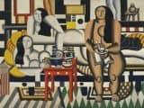 #modernart - The Museum of Modern Art (MoMA) Puts Online 65,000 Works of Modern Art - @Open Culture Artes & contextos three women by leger