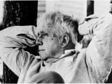 "Hear Robert Frost Read His Most Famous Poems: ""The Road Not Taken,"" ""Mending Wall,"" (...) - @Open Culture Artes & contextos Robert Frost II"