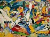 Visita Virtual Kandinsky - Composition II