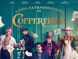 A Vida Extraordinária de David Copperfield Cartaz