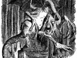 "Uma leitura animada de ""The Jabberwocky"", o poema nonsense de Lewis Carroll Artes & contextos an animated reading of the jabberwocky lewis carrolls nonsense poem that somehow manages to make sense"