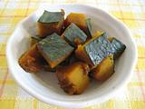 かぼちゃの煮物【煮崩れしにくいレシピ】
