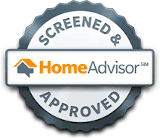 Home Advisor Seal of Approval for Garage Door Repair