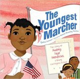 The Youngest Marcher- The Story of Audrey Faye Hendricks