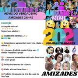 AMIZADES 24 HRS 😎