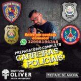 Curso Carreiras Policiais