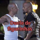DUELO DE FIGURINHAS